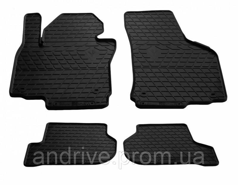 Резиновые коврики в салон Volkswagen Jetta (2005-2010) Stingray