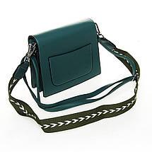 Сумка Женская Классическая иск-кожа FASHION 7-04 16888 green, фото 2