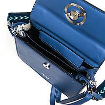 Сумка Женская Классическая иск-кожа FASHION 7-04 88025 blue, фото 3
