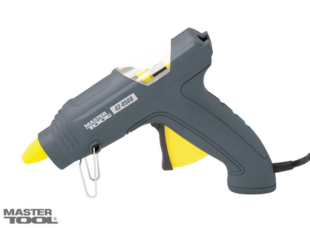 Пистолет клеевой 11.2мм 200Вт Mastrer Tool 42-0508