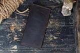 Мужское портмоне кошелек Финансист темно-коричневый, фото 8