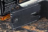 Мужской кошелек mod.Harriz чёрный, фото 6
