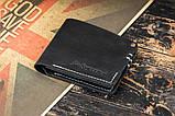 Мужской кошелек mod.Harriz чёрный, фото 8