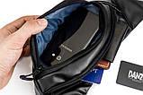 Шкіряна сумка на груди mod.KORD, фото 9