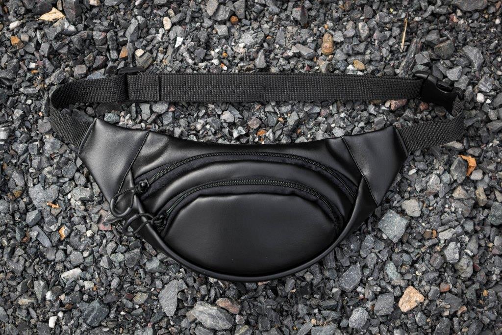 Шкіряна сумка на груди mod.KORD