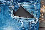 Мужское портмоне кошелек GENERAL чёрный, фото 3