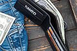 Мужское портмоне кошелек GENERAL чёрный, фото 4