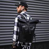Рюкзак роллтоп чоловічий X-ROLL, фото 2