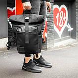 Рюкзак роллтоп чоловічий X-ROLL, фото 4