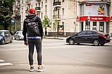 Рюкзак роллтоп чоловічий X-ROLL, фото 9