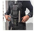 Сумка чест клунь mod.DESTROY сумка жилет, фото 2