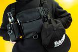 Сумка чест клунь mod.DESTROY сумка жилет, фото 9