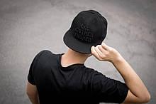 Снепбек мужской BAD MOTHERFUCKER черная