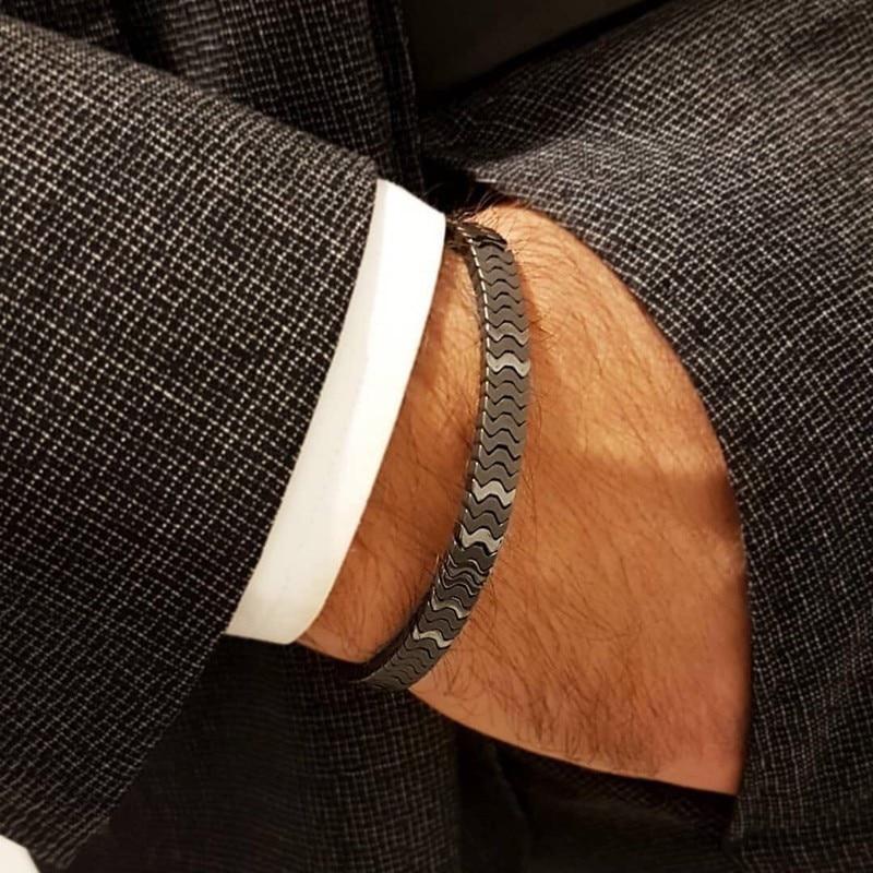 Комплект браслетов mod.Zipper