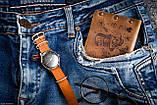 Чоловічий шкіряний гаманець ТатуНаКоже, Удачливий гаманець Lucky wallet, фото 4