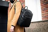 Рюкзак кожаный JHONNY LOCKER портфель, фото 3