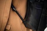 Рюкзак кожаный JHONNY LOCKER портфель, фото 4
