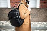 Рюкзак кожаный JHONNY LOCKER портфель, фото 10