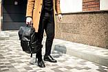 Рюкзак кожаный mod.PITBAG портфель, фото 3