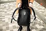 Рюкзак кожаный mod.PITBAG портфель, фото 4