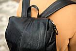 Рюкзак кожаный mod.PITBAG портфель, фото 10