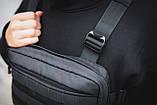 Сумка чест клунь mod.TECHBAG сумка жилет, фото 3