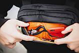Сумка чест клунь mod.TECHBAG сумка жилет, фото 8