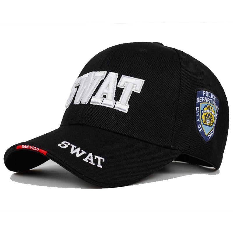 Кепка бейсболка мужская SWAT