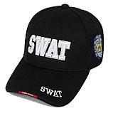 Кепка бейсболка мужская SWAT, фото 3