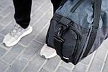 Спортивная сумка  с отделом для обуви, фото 4