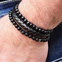 Комплект браслетов mod.Bodler