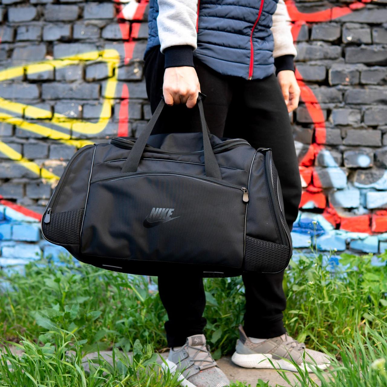Мужская спортивная сумка NIKE BALANCE