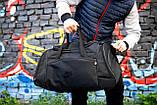 Мужская спортивная сумка NIKE BALANCE, фото 2