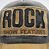Кепка бейсболка мужская ROCK, фото 5