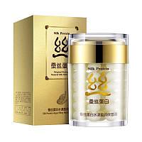 Крем с протеинами шелка BIOAQUA Silk Protein Original Ecology Natural Silk Skin Care (60 мл)