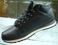 Ботинки New Balance H754BN черные мех
