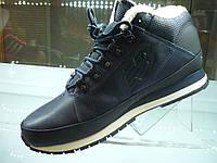 Ботинки New Balance H754LFN т. синие мех, фото 1