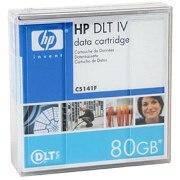 Картридж данных HP DLT Tape IV 80GB (C5141F)