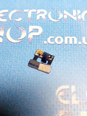 Шлейф HTC M7, 801e One, M7, 802w One Dual Sim для включения/выключения телефона оригинал б.у., фото 2