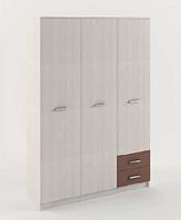 Шкаф распашной Кросслайн 1350