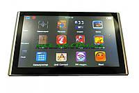 "Автомобильный GPS - навигатор G708 экран TFT 7"", ОП 256Мб, ВП 8Гб, сенсор, Bluetooth/GPS/microSD, GPS"