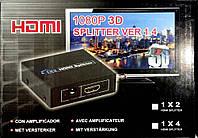 Сплиттер SWITH HDMI сплиттер / коммутатор NBZ 4K swith переключатель 3в1, фото 1
