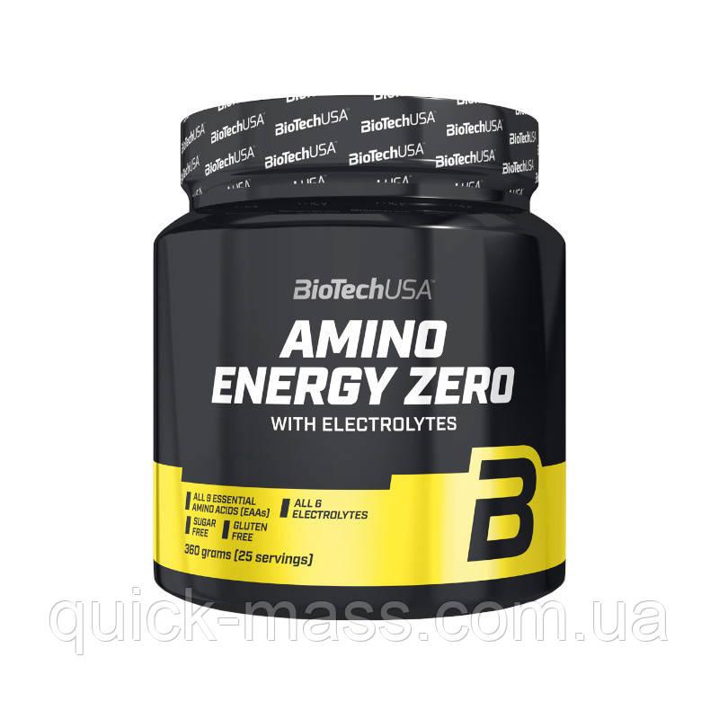 Аминокислоты BioTech Amino Energy Zero with Electrolytes 360g