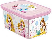 Ящик для хранения принцесса S CURVER