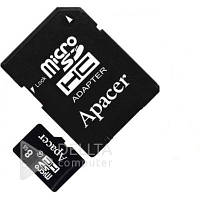 MicroSD карта Apacer class с адаптером class 10, на 8G, пластик, MicroSD карты памяти, Microsd Transcend,
