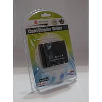Картридер для считывания данных с карт памяти Selaginella DL-219 черный, картридер для считывания данных