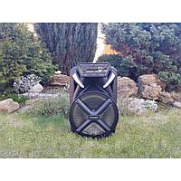 """Акумуляторна акустика-колонка з мікрофоном TRITRONIX TR-SL 1230, 12"""",150W, USB/Bluetooth/FM/Microphone, 10-12год, 370х320х562мм, акустика-колонка,"""