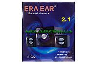 Акустична система - колонки PA Era Ear E-703A динамік 3,1, USB/SD/FM/DVD/MP3, 60Вт, Акустика для будинку