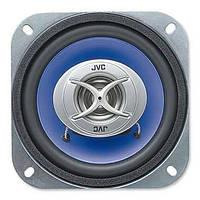 Автомобильные колонки JVC CS-V424 круглые, 2х полосные, 150 Вт, 90мм, колонки автомобильные