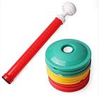 Вакуумные крышки для консервации и долгого хранения продуктов ВАКС | Набор для вакуумного консервирования 9 шт, фото 2